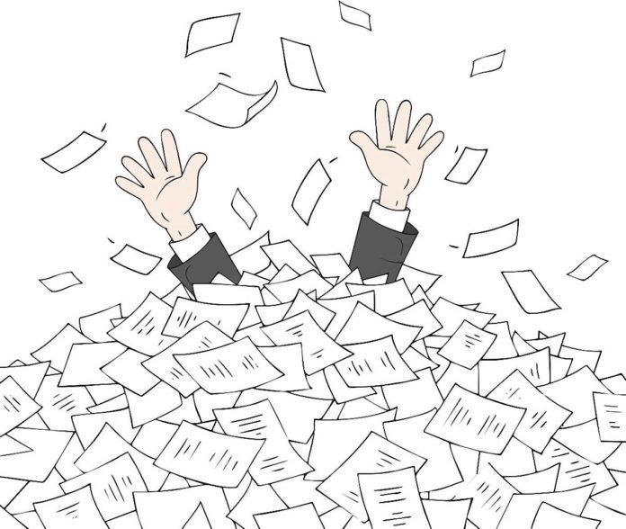 taglio della burocraziai