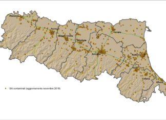 inquinamento in emilia romagna