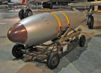 deposito atomico europeo Nato