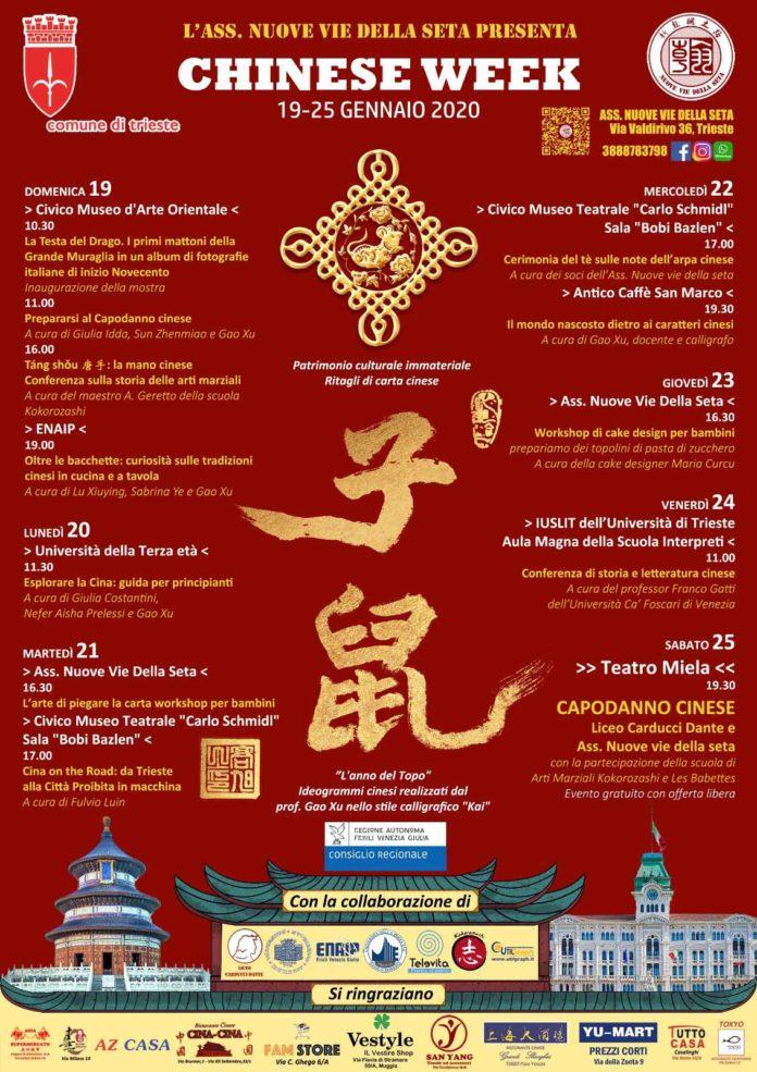 Trieste Chinese Week