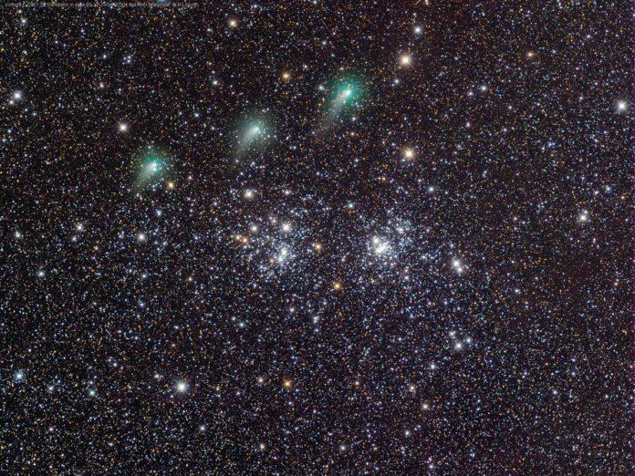 cometa PanStarrs