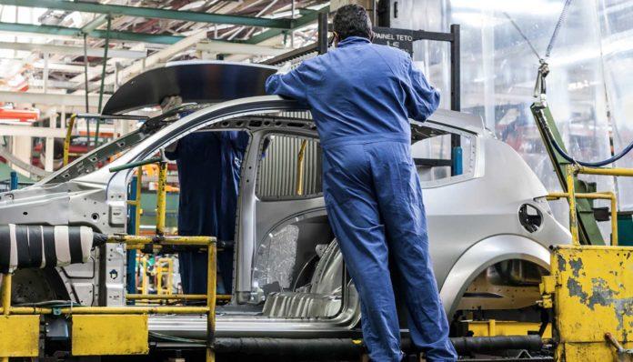 produzione industriale interruzione delle attività produttive analisi dei settori industriali