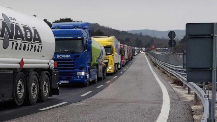 Blocco dei confini italiani