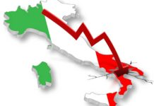 recessione l'economia mondiale