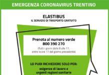 Trentino riorganizzato il trasporto pubblico