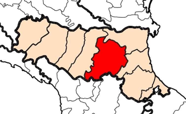 Emilia Romagna Cartina Province.Export Della Provincia Di Bologna Nel 2019 Oltre 16 Miliardi Seconda Solo A Piacenza Il Nordest Quotidiano