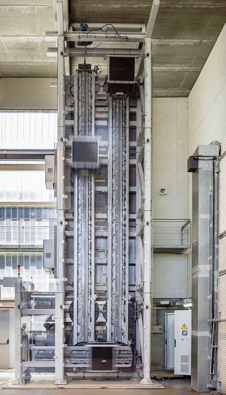 ascensore a levitazione magnetica