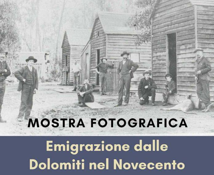 emigrazione dalle dolomiti