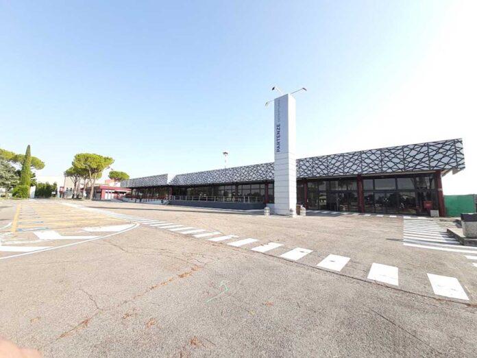 """aeroporto """"Luigi Ridolfi"""""""