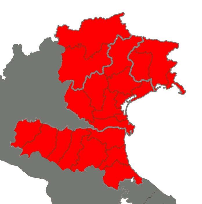 distretti industriali del nordest