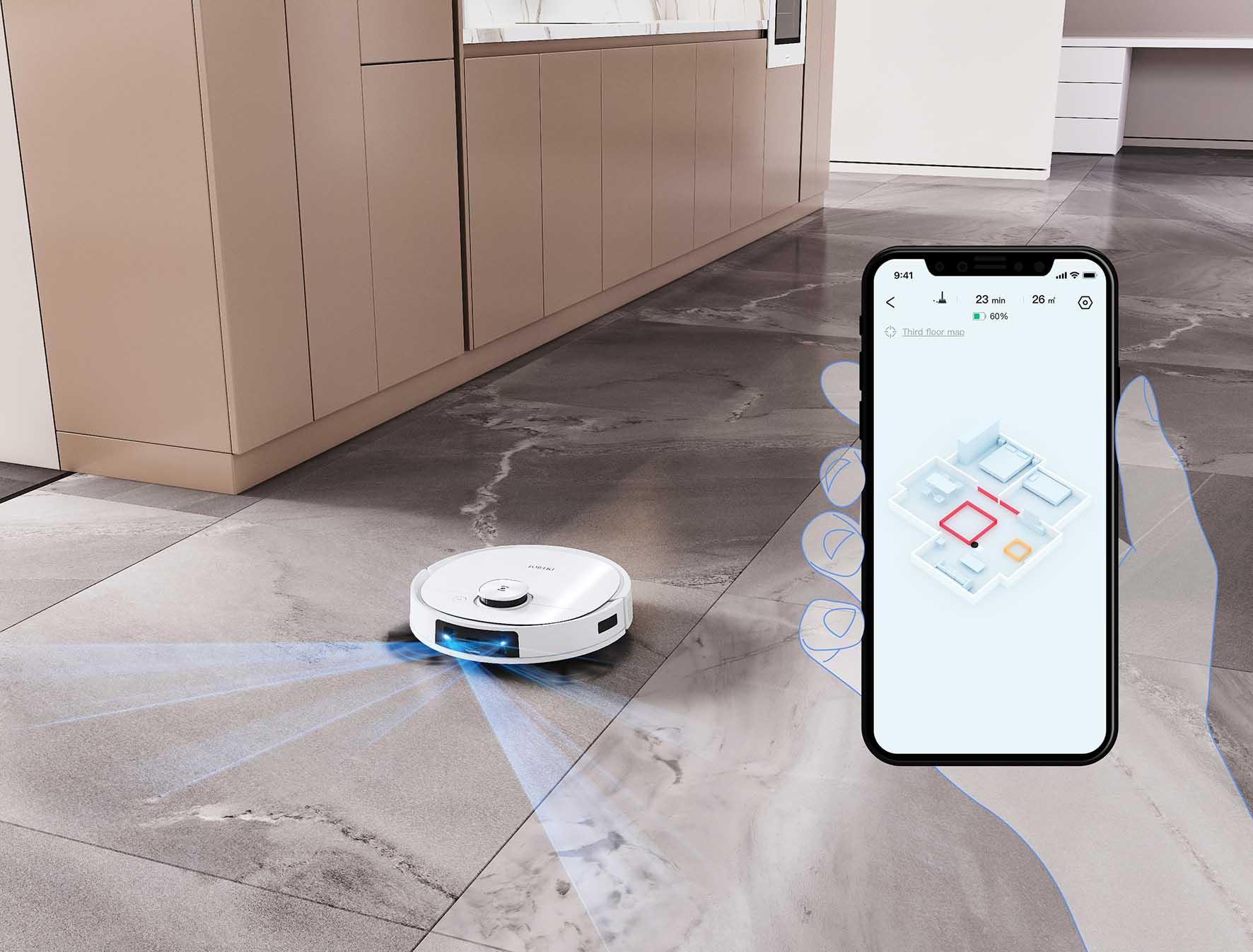 Ecovacs Robotics Deebot T9