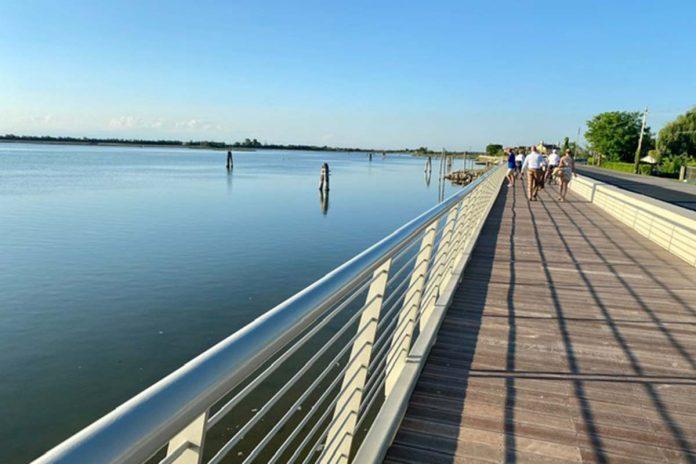 ciclovia delle lagune