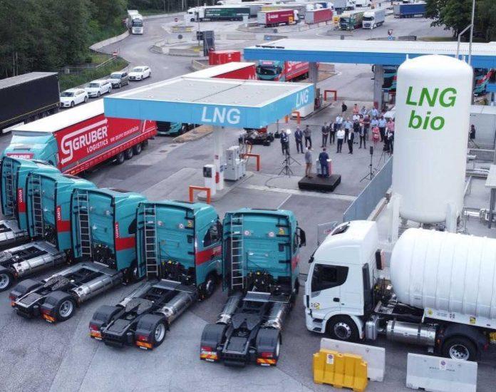 biometano liquido