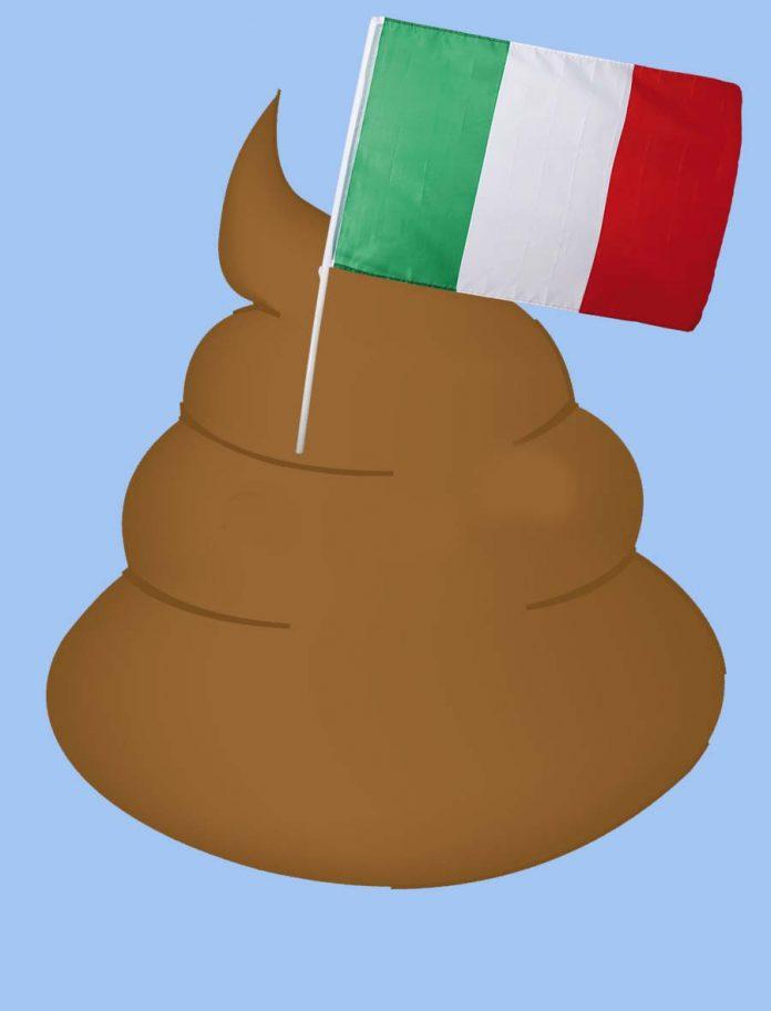 italia nella merda